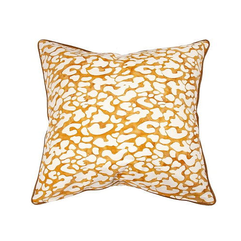 Tan Leopard Cushion - Coca Mojo