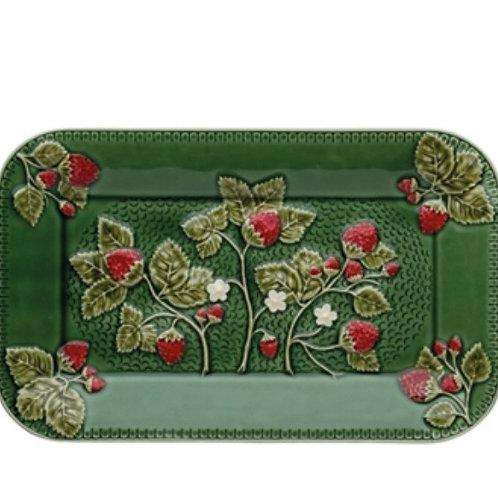 Strawberries  Platter