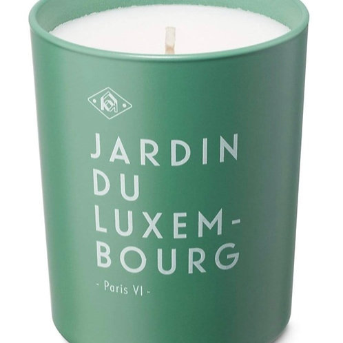 Jardin Du Luxembourg Candle - Made in France