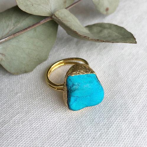 Esme Turquoise Stone Ring