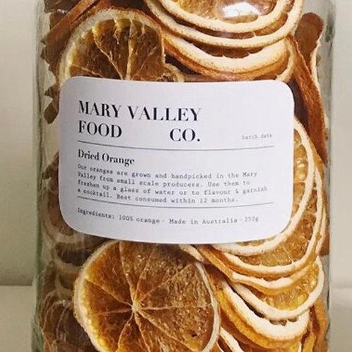 Dried Orange 125g
