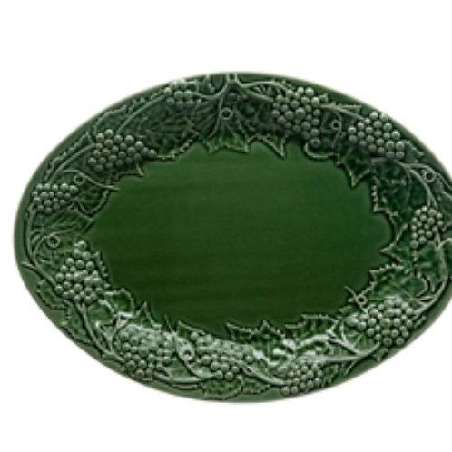 Wild Vine Oval Platter