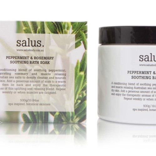 Peppermint & Rosemary Soothing Bsth Soak
