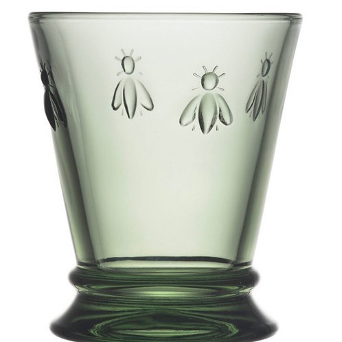 Bee Tumbler Provence Green - Set of 6
