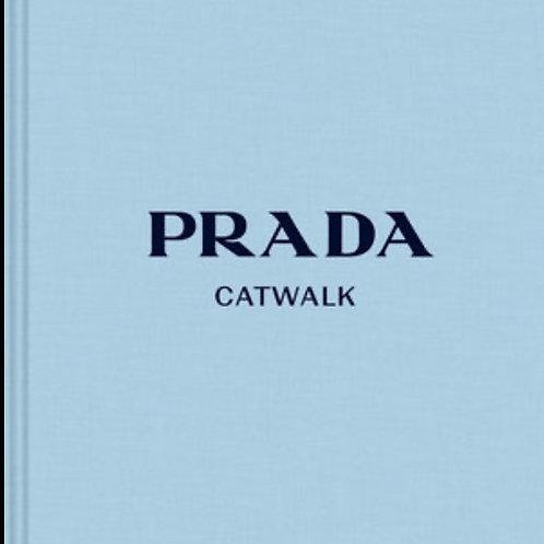 Prada Catwalk Book - Linen cover