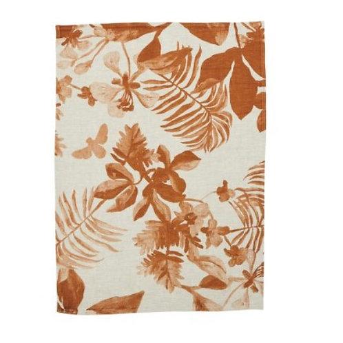 Palms Seagrass Tea Towel - Bonnie & Neil