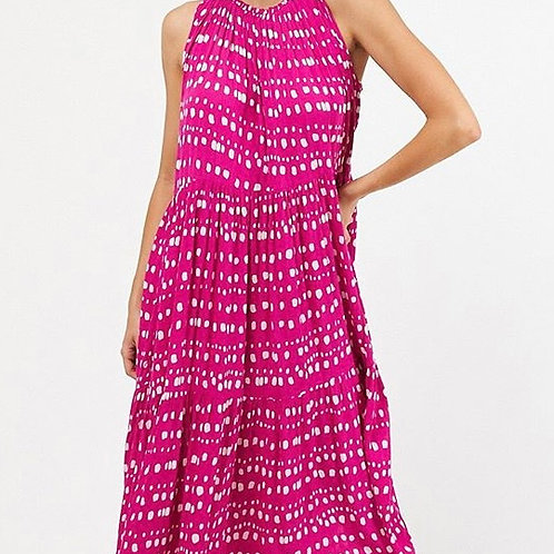 Lol Dress Magenta