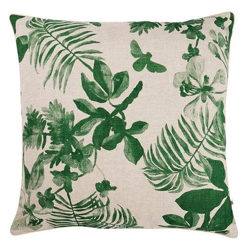 Palms Green Cushion - Bonnie & Neil
