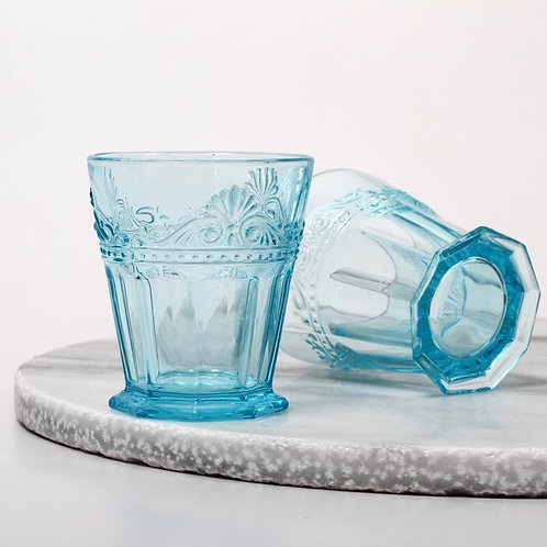 Bordeaux Short  Glass Tumblers