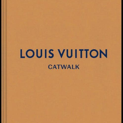 Louis Vuitton Catwalk Book Linen Cover
