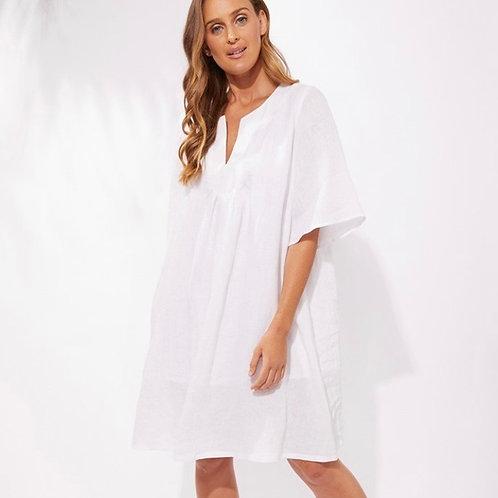 Majorca Dress White