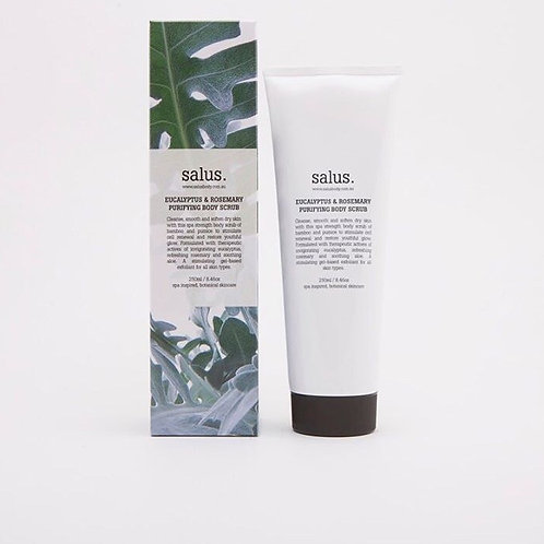 Body Scrub Eucalyptus & Rosemary Purifying Body Scrub
