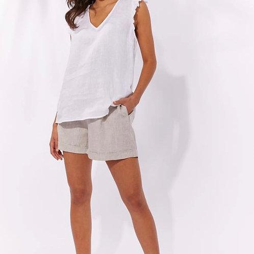 Palma Top - White