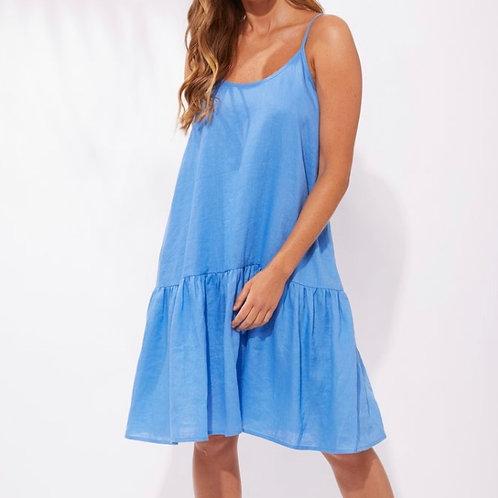Majorca String Dress - Marina