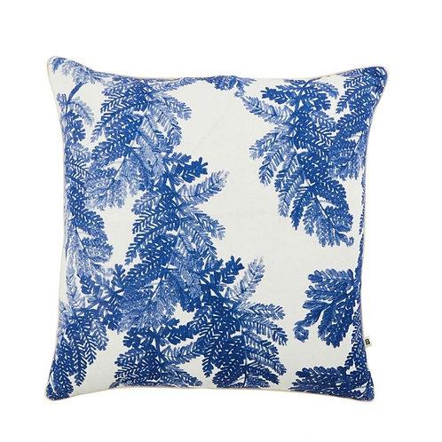 Jacaranda Blue  Cushion  - Bonne & Neil