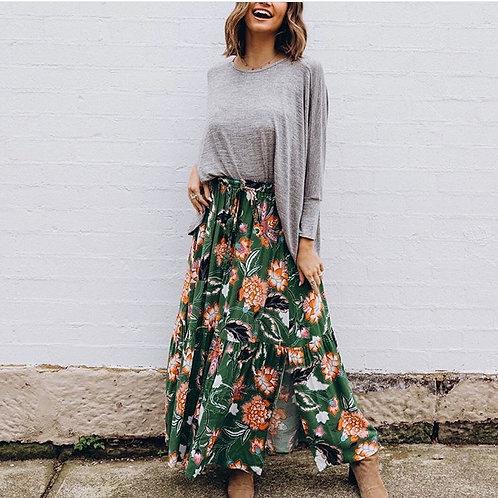 Sha Sha Floral Skirt