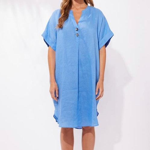 Majorca Shirt Dress Marina