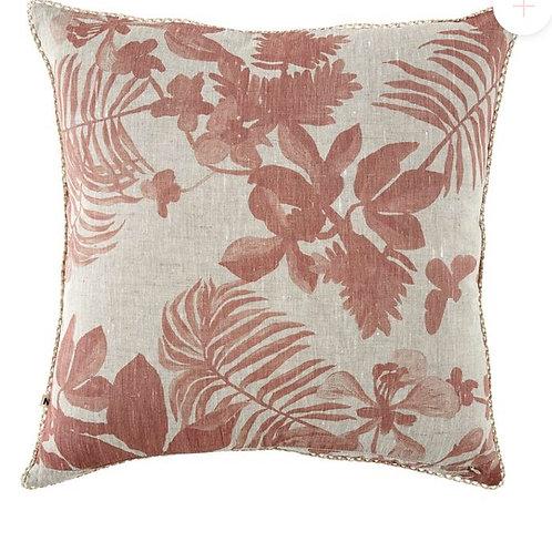 Palms Clay Cushion - Bonnie & Neil