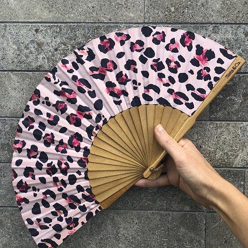 Wild Love Silk Fan