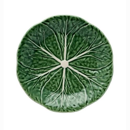 Cabbage Bread Plate