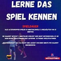 German - Get To Know The Game - Futsal M
