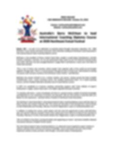 Press_Release_Barry_McErlean_NortheastFu