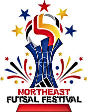 Northeast Futsal Festival white backgrou