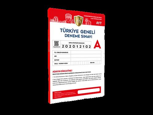 Türkiye Geneli Deneme Sınavı