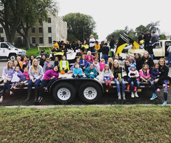 HOCO 2017, float crew!