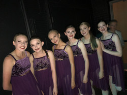 Pointe Girls!