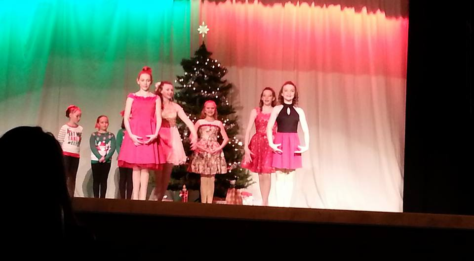 Ballet 3 was beautiful!