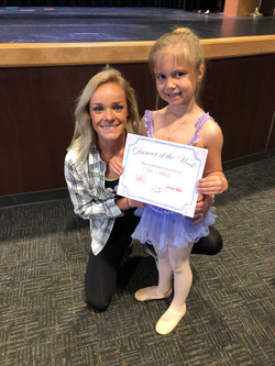 Dylan Dancer of the Week