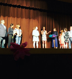 Farewell to our seniors