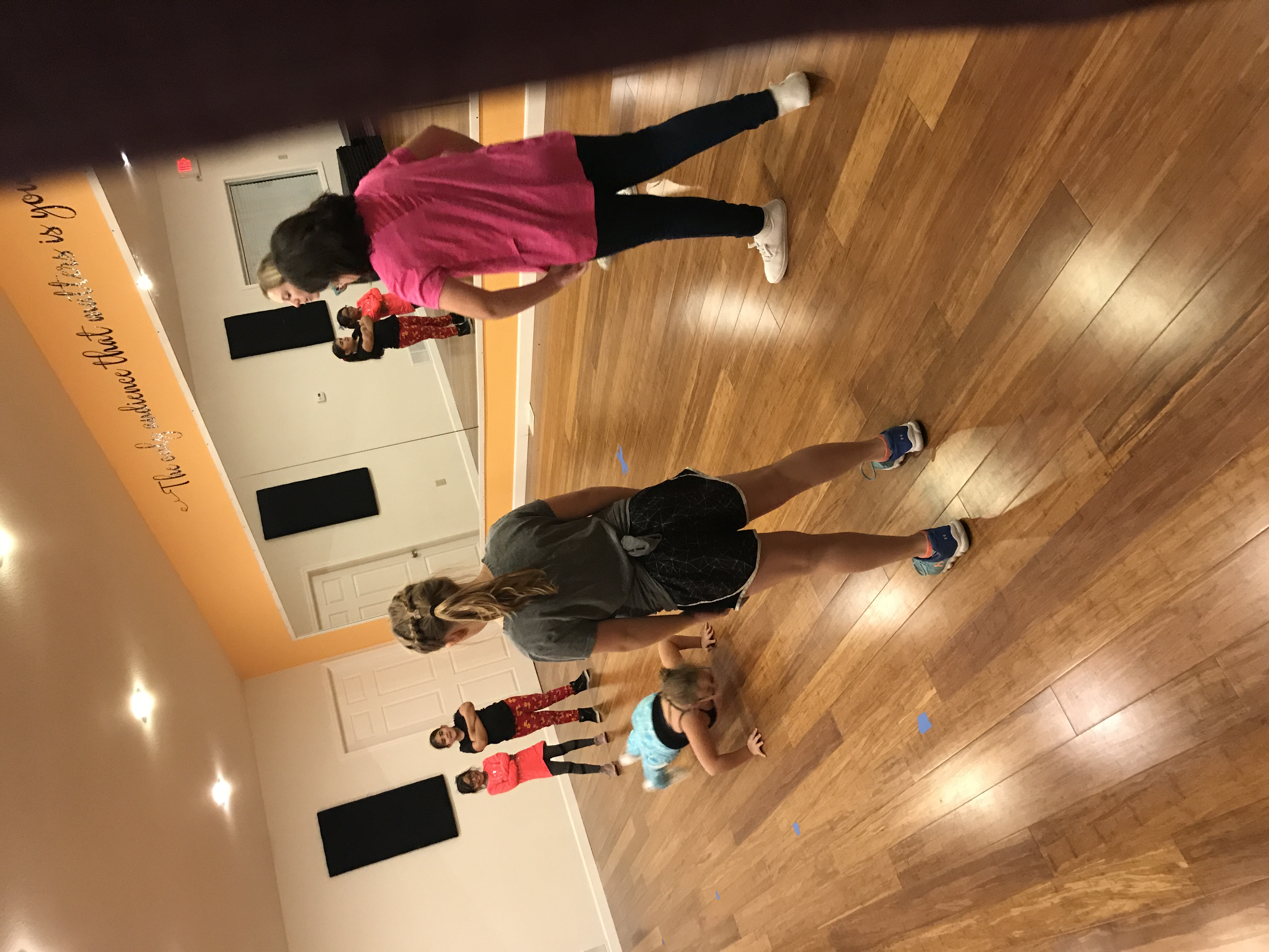 Hip Hop 1 dance battles