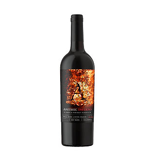 Apothic Inferno Red Blend 2015