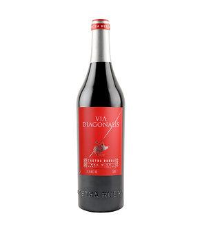 Castra Rubra Via Diagonalis Selected Red 2009