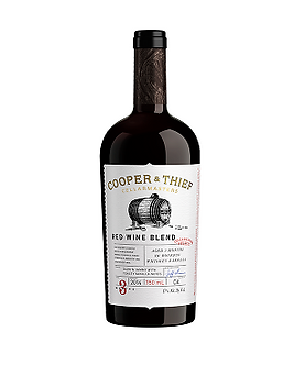 Cooper & Thief Cellarmasters Red Blend Bourbon Barrel Aged 2016