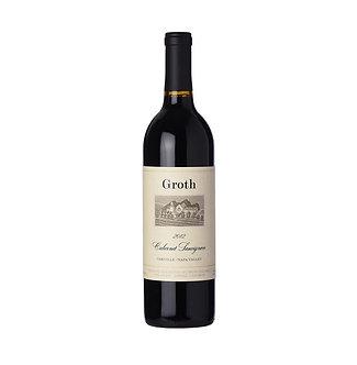 Groth Oakville Cabernet Sauvignon 2012