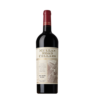 Mullan Road Cellars Red Wine Blend 2012
