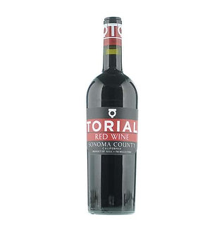 Torial Sonoma County Red Blend 2015