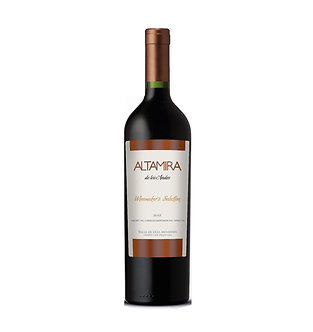 Altamira de Los Andes Winemaker's Selection 2013