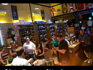 Evento de Degustação e Aula Show com Chefe Ricardo Machado