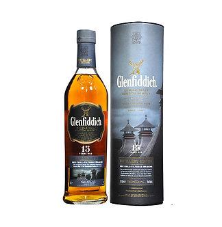 Glenfiddich 15 Anos Distillery Edition