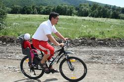 Велопрогулка с детьми