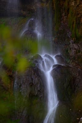 университетский водопад каменномостский