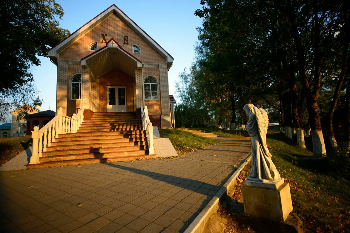 мужской монастырь адыгея