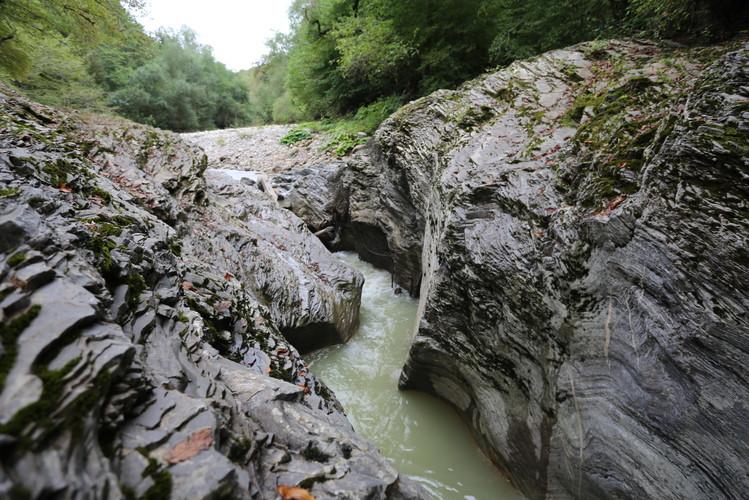 усть-сахрайские водопады адыгея