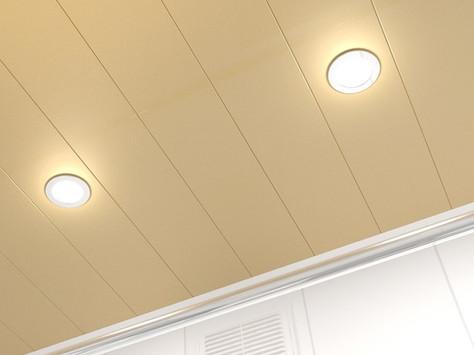 Реечный потолок S-дизайн