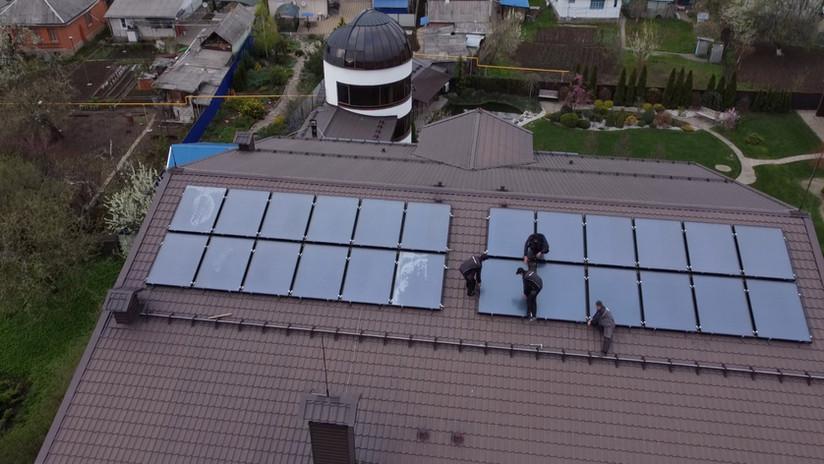 Солнечный коллектор Vist Energy