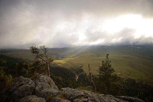 плато лаго-наки в адыгее
